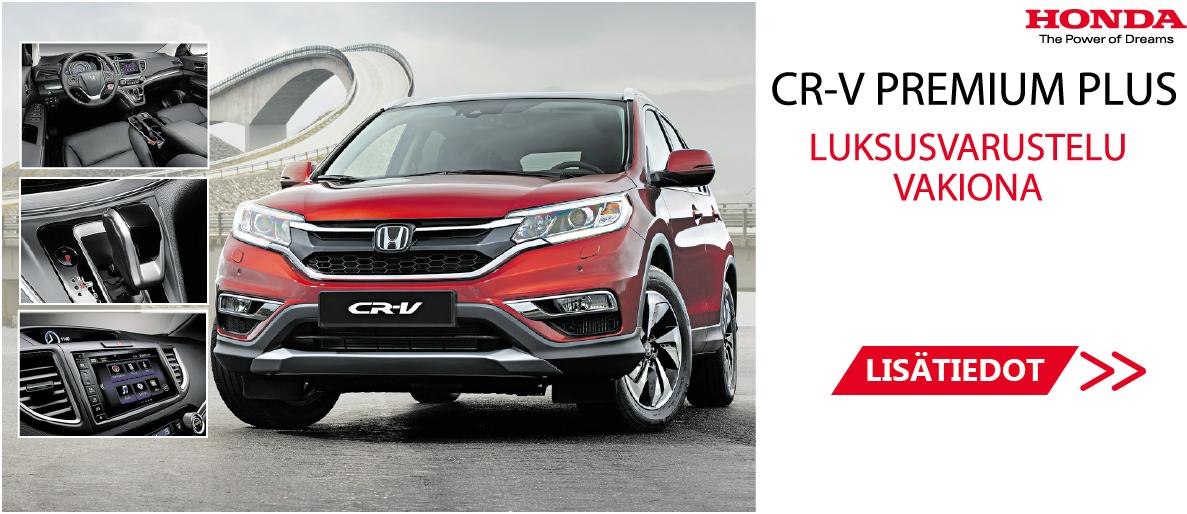 CR-V Premium Plus