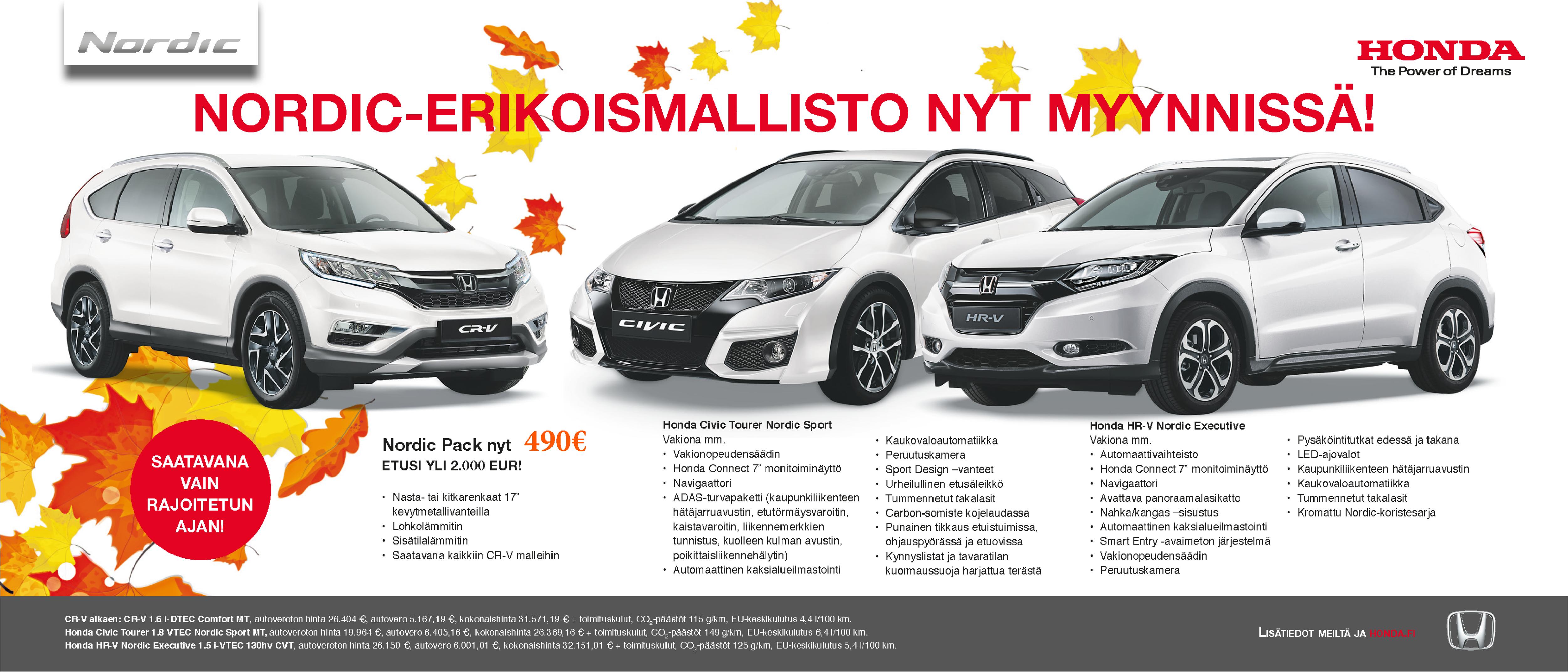 Honda Nordic