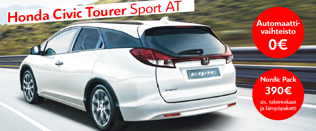 Civic Tourer AT