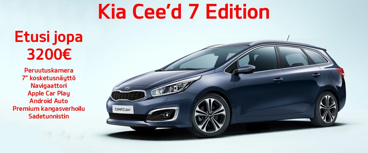 Ceed Edition 7