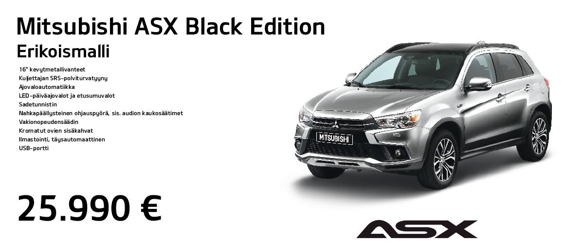 ASX Black Edition