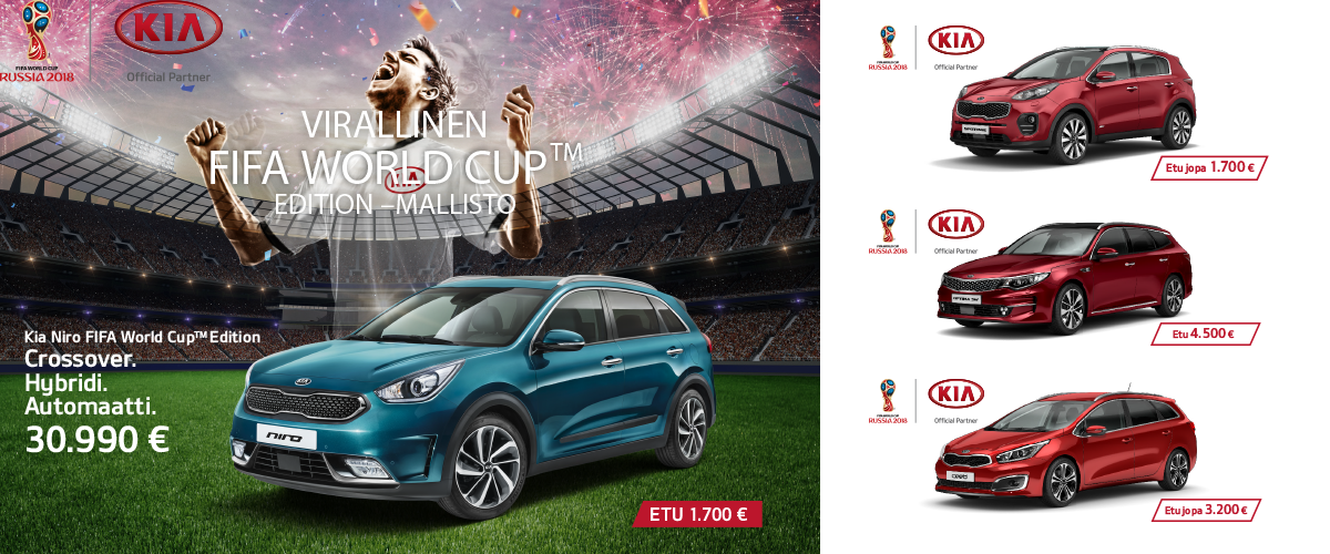 Kia FIFA World Cup Edition