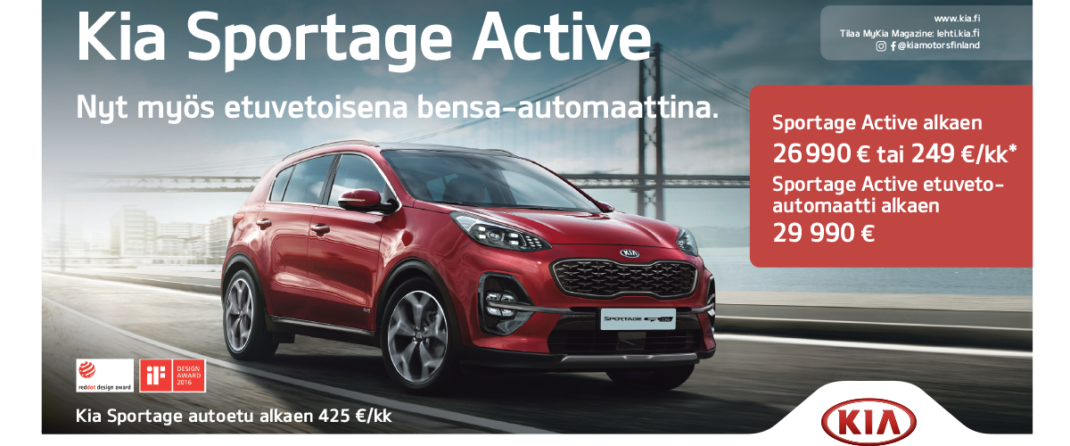 Sportage Active At
