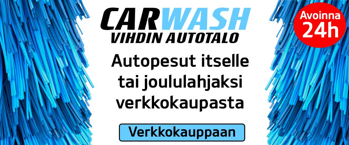 Carwash verkkokauppa