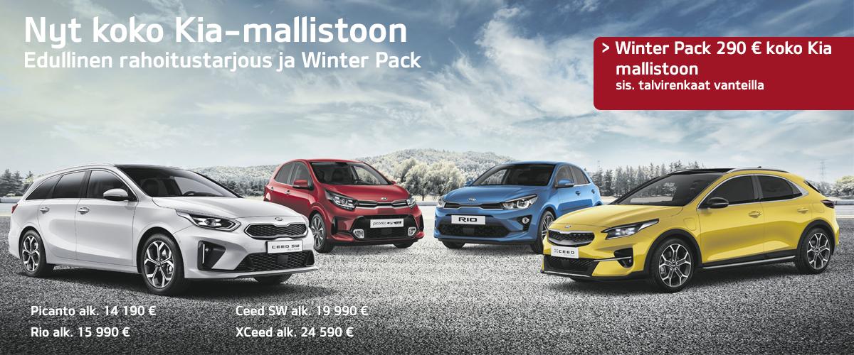 Kia Winter Pack