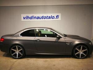 BMW M3 A E93 Cabrio ( V8, 420hv ), vm. 2009, 131 tkm (9 / 19)